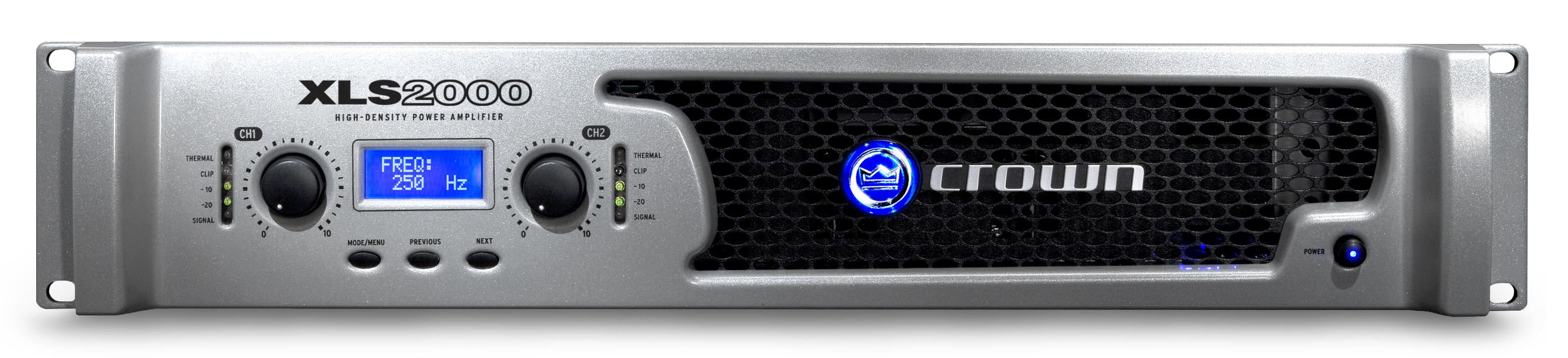 XLS 2000 | Crown Audio - Professional Power Amplifiers