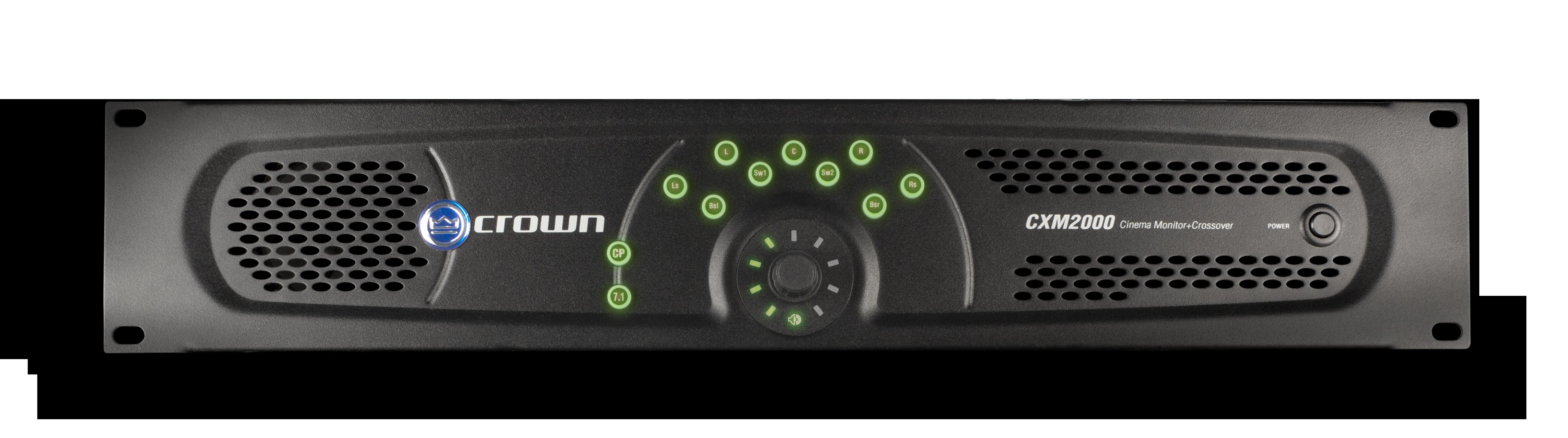 cxm 2000 crown audio professional power amplifiers rh crownaudio com Samsung Tubes Kenwood Amplifiers