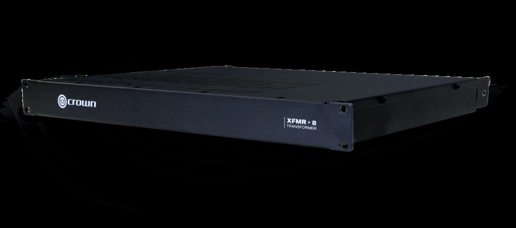 XFMR-8 | Crown Audio - Professional Power Amplifiers
