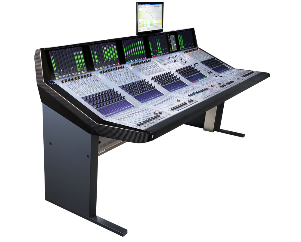 Vista X Large Scale Mixing Console
