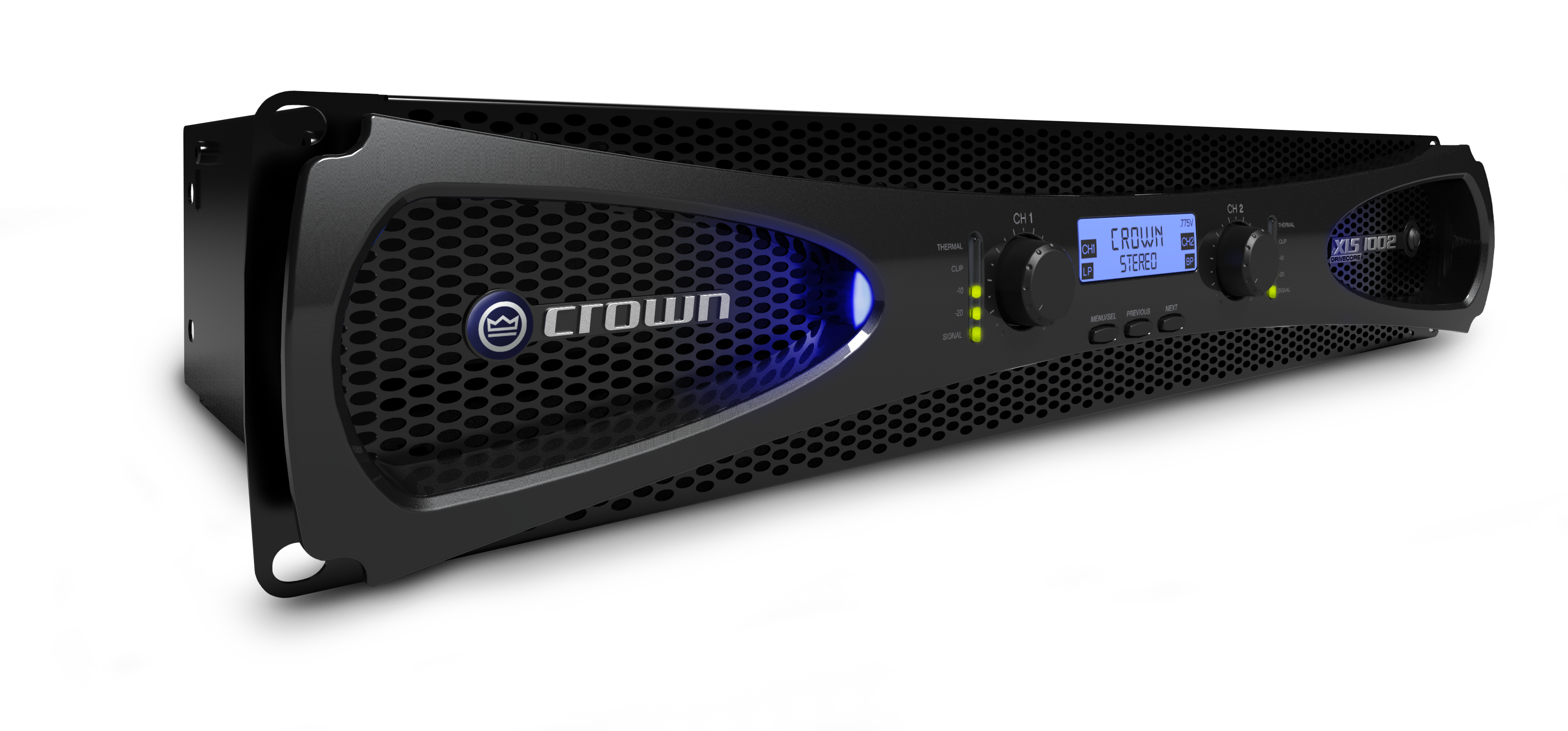 Crown audio xls 1500 and 2000 drivecore amplifiers review | the.