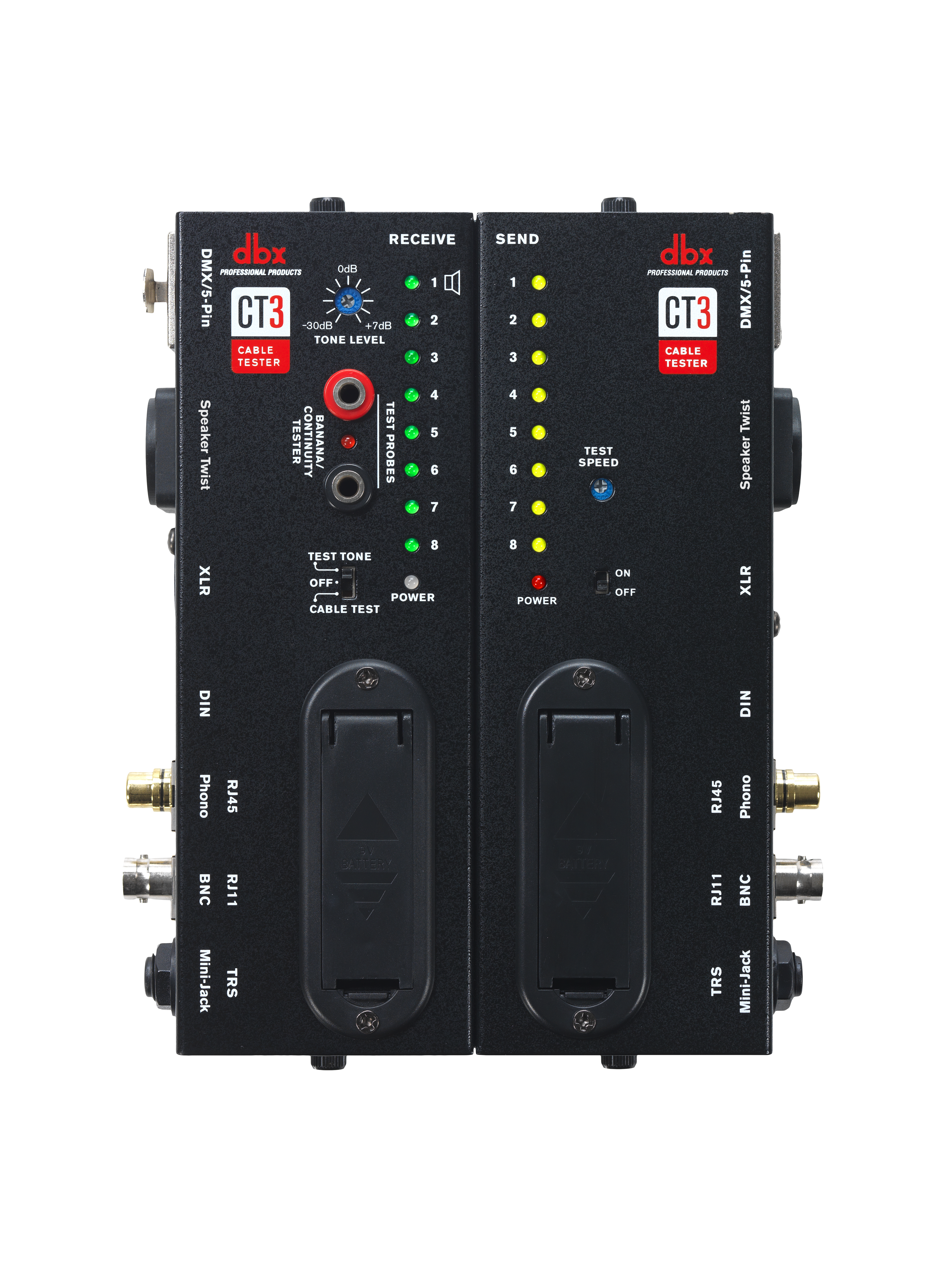 Ct 3 Dbx Professional Audio Dmx 5 Pin Wiring