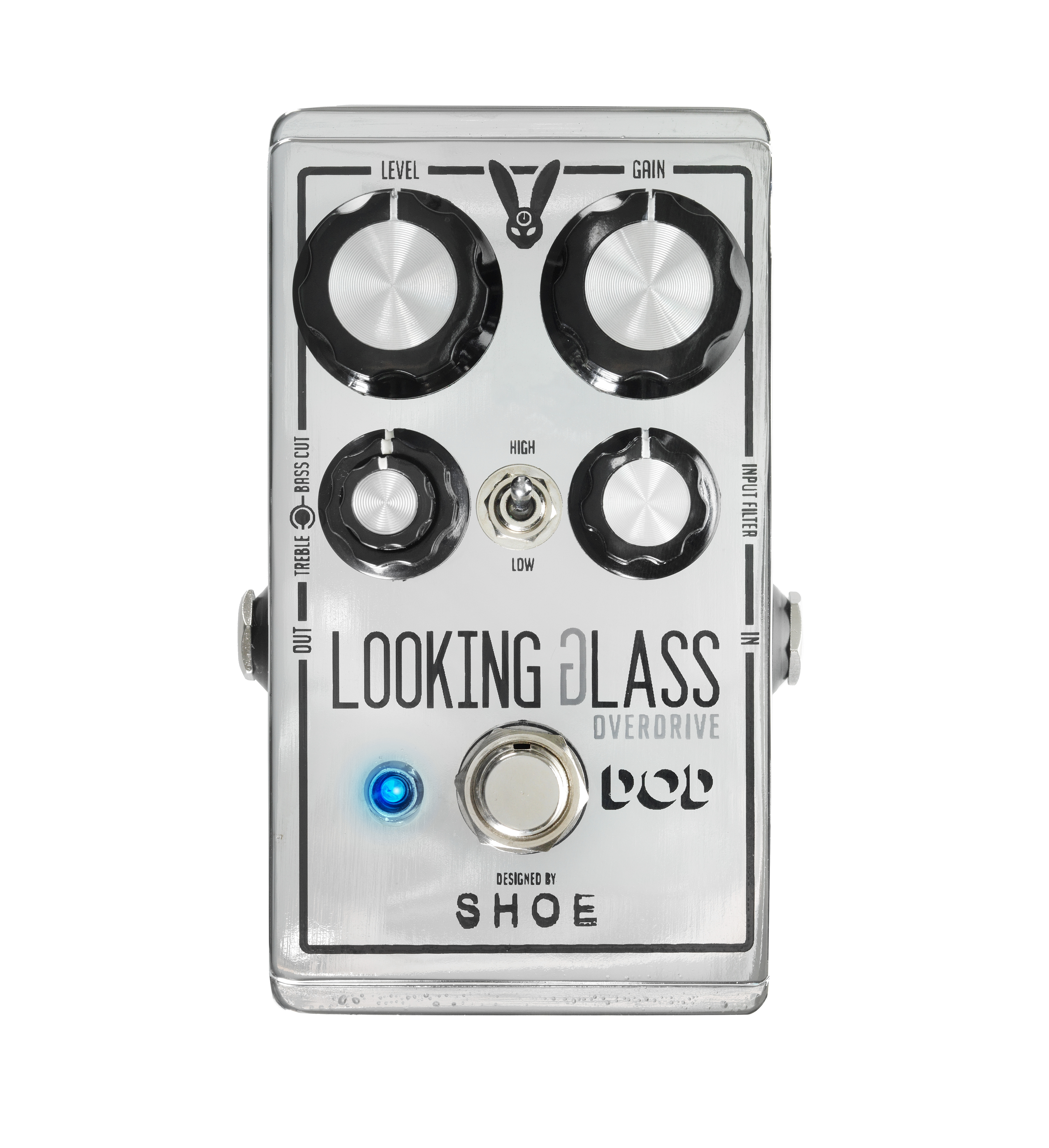 Looking Glass Overdrive Dod Treble Booster Is Simply The Two Stage Jfet Preamp Circuit Class A Fet