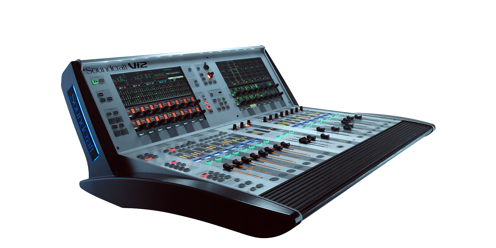 Vi2 Soundcraft Professional Audio Mixers Low Jitter Sige Vcsos