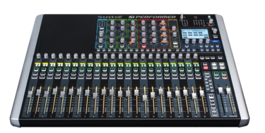 Si Performer 2 | Soundcraft - Professional Audio Mixers