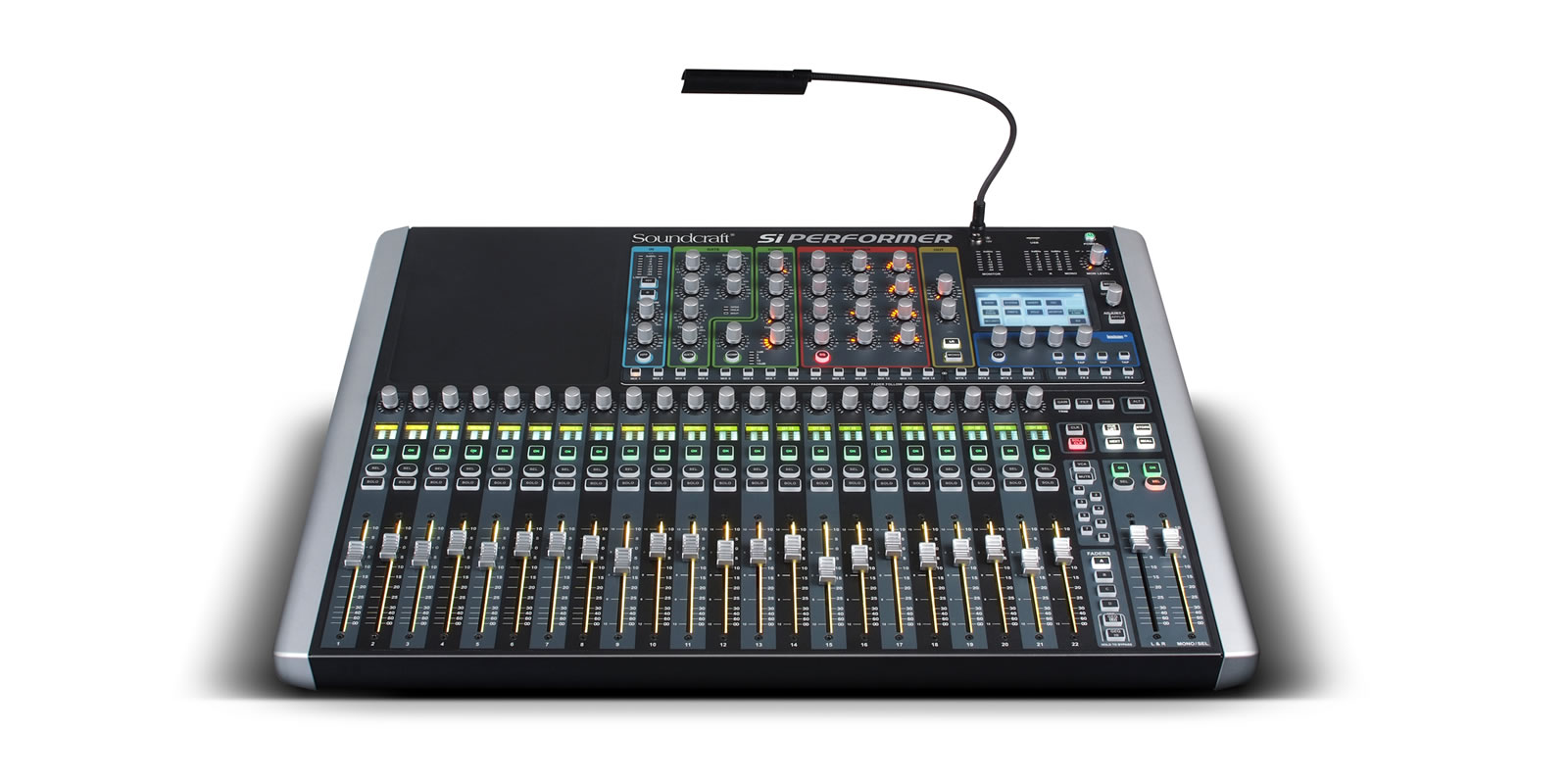 Si Performer 2 Soundcraft Professional Audio Mixers Theater Circuit Using Bluetooth Headset Homemade Projects