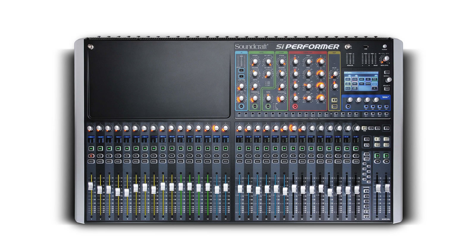 Si Performer 3 | Soundcraft - Professional Audio Mixers