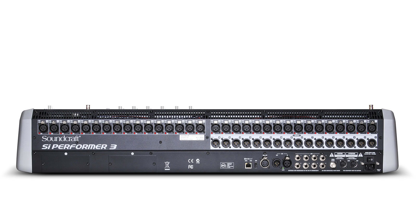 Si performer 2 | soundcraft professional audio mixers.
