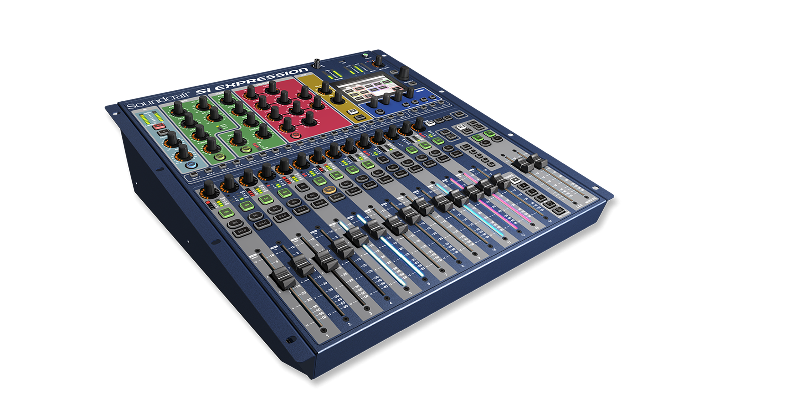 Si Expression 1 Soundcraft Professional Audio Mixers