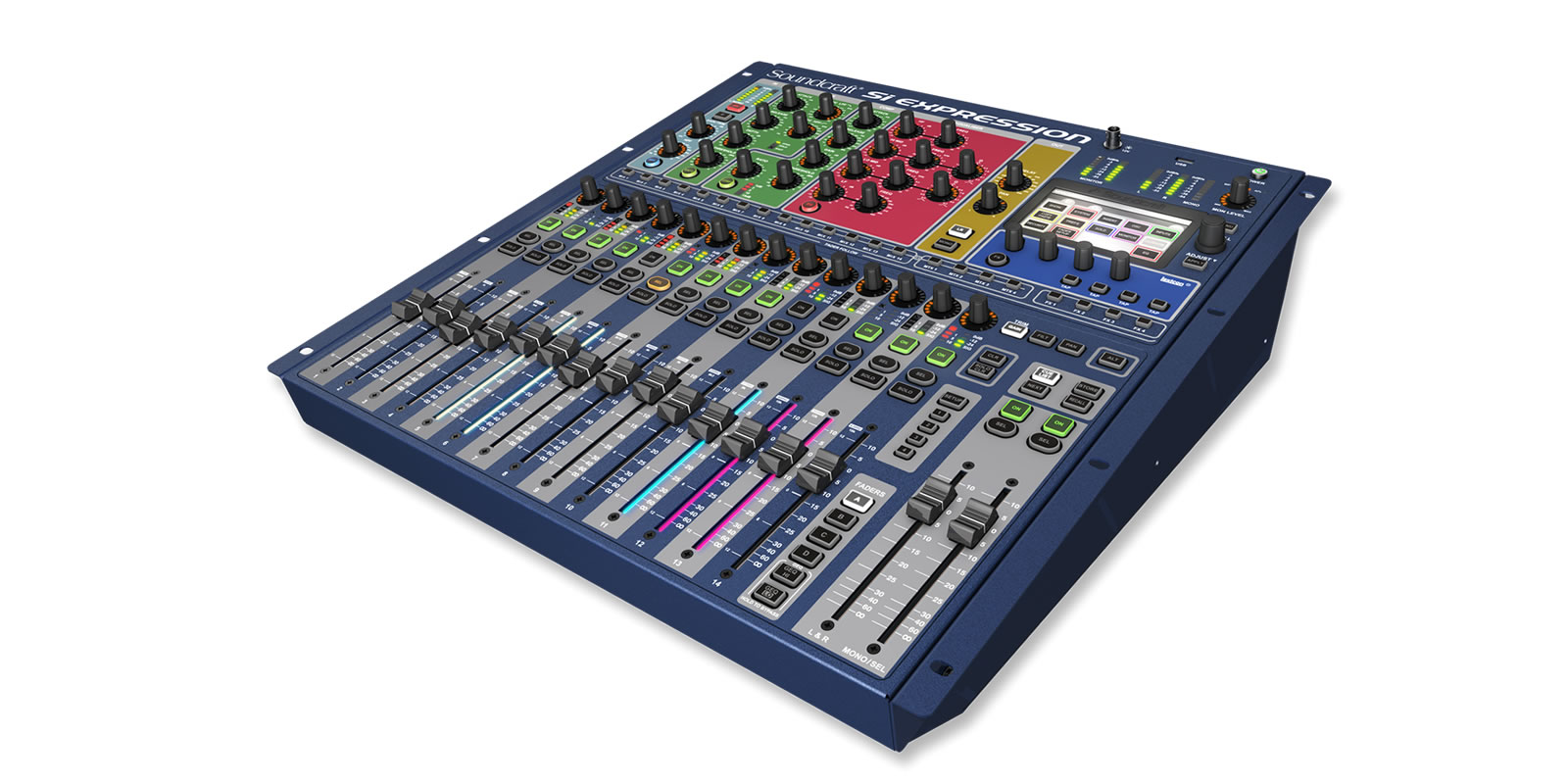 Si Expression 1 | Soundcraft - Professional Audio Mixers
