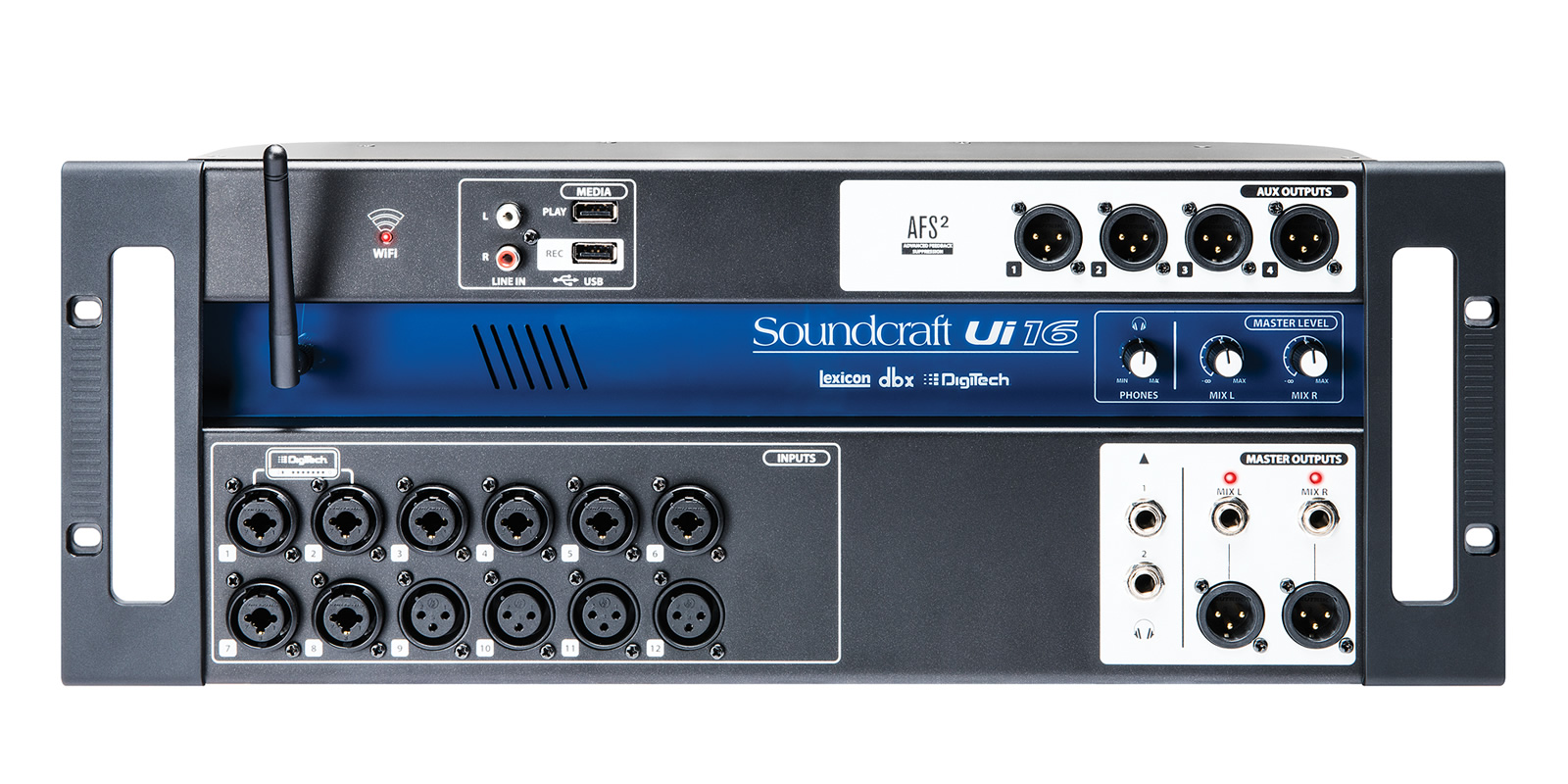 Ui16 Soundcraft Professional Audio Mixers Automatic Street Light Circuit Diagram