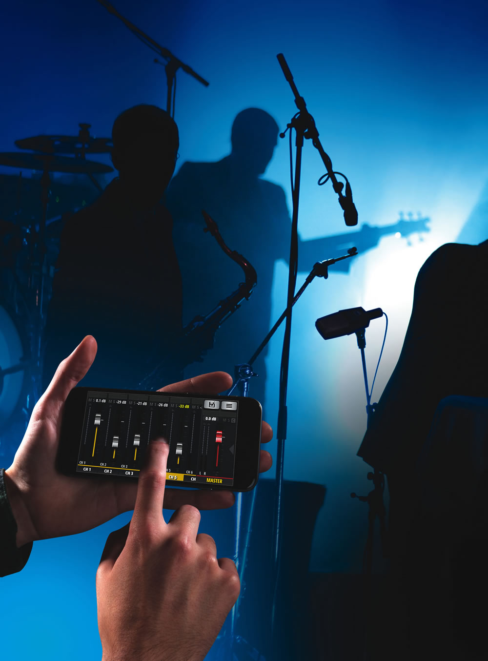 Ui16 | Soundcraft - Professional Audio Mixers