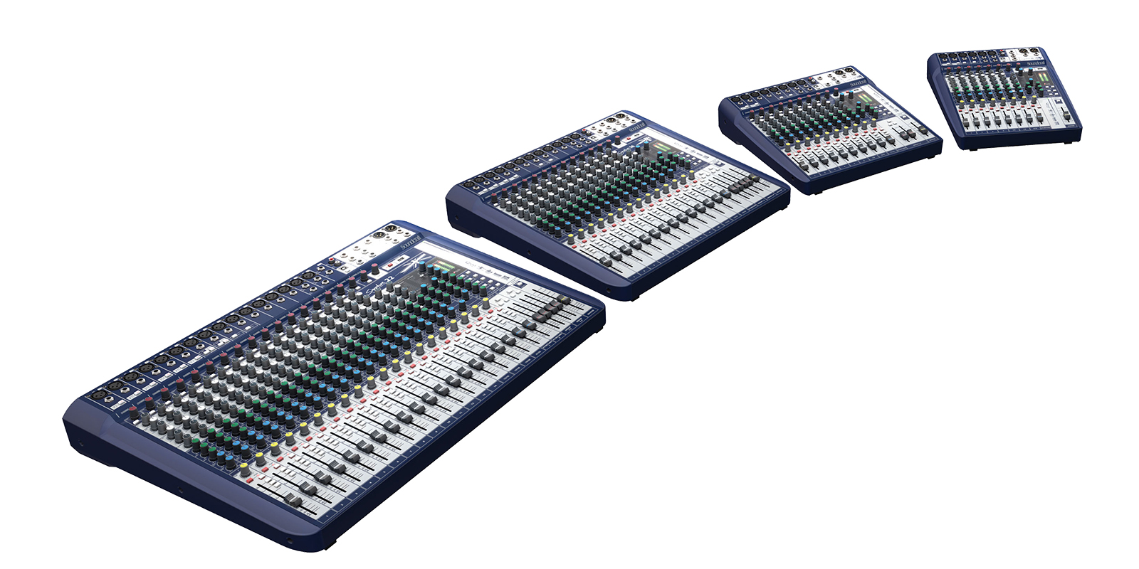 Signature 10 Soundcraft Professional Audio Mixers Stk Amplifier Scheme Compact Analogue Mixing Your Sound