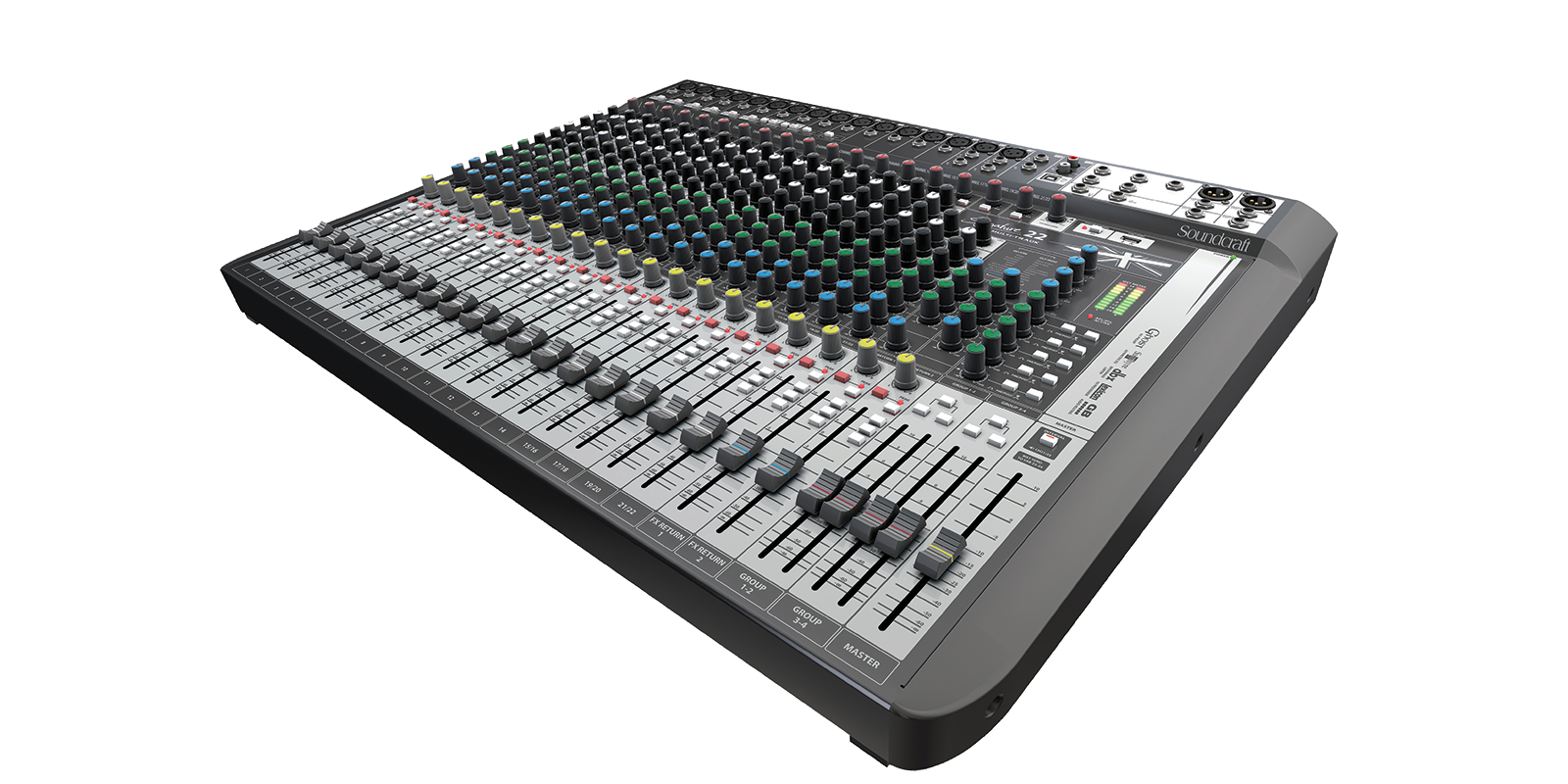 Signature 22 Mtk Soundcraft Professional Audio Mixers Line Mixer Electronics Circuits For You Larger Images