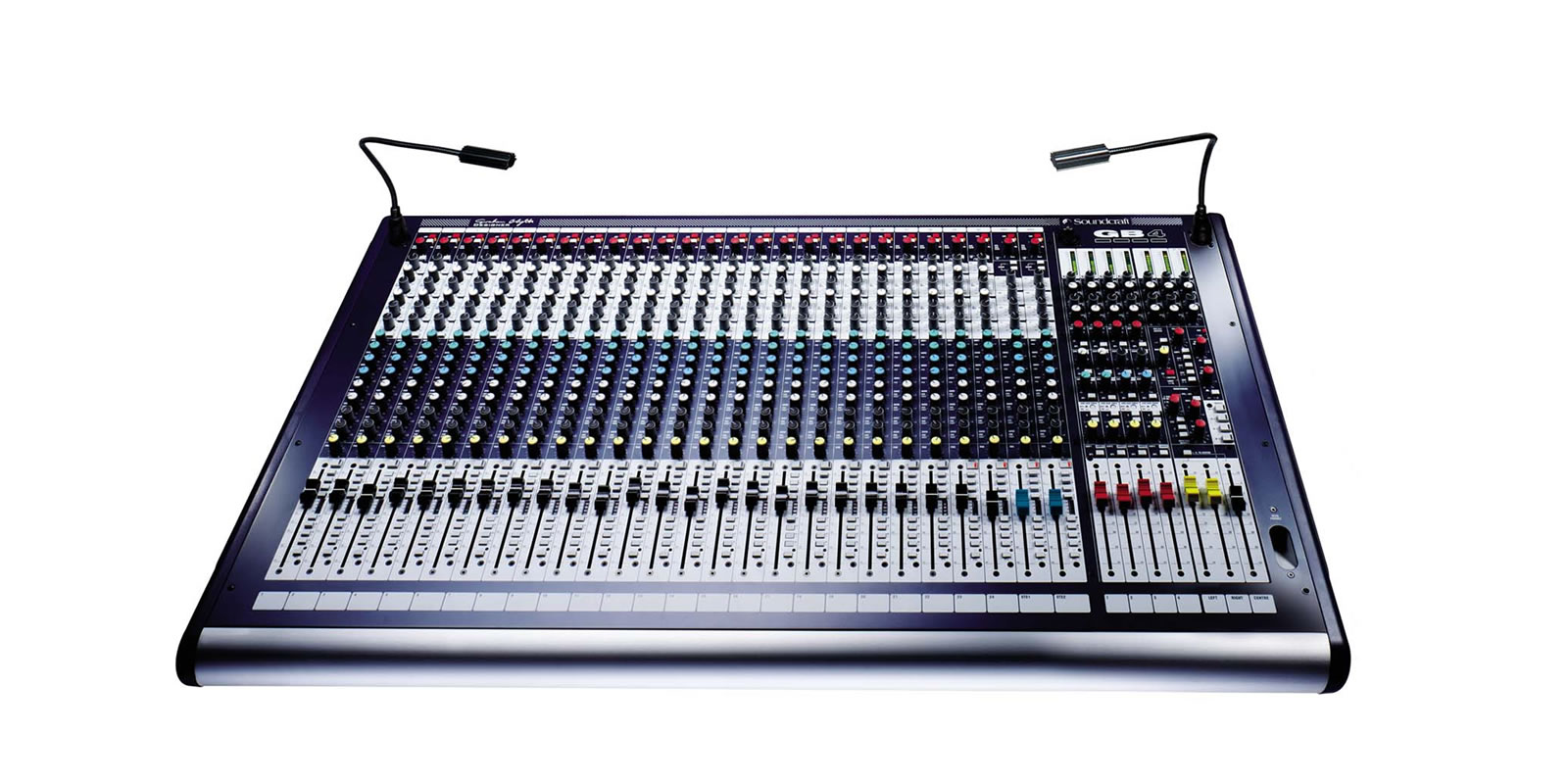 Gb4 Soundcraft Professional Audio Mixers Low Cost Mic Mixer Gb30 Preamps And Eq