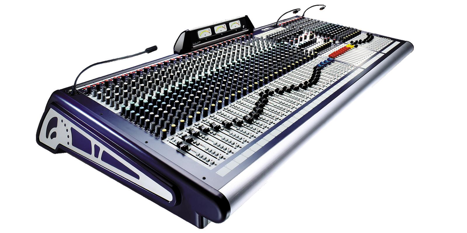 GB8 | Soundcraft - Professional Audio Mixers