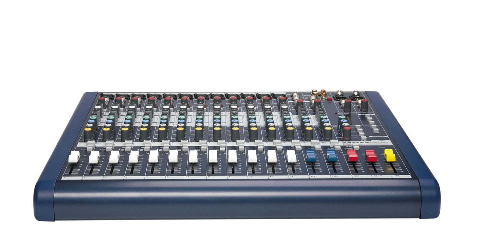 MPMi   Soundcraft - Professional Audio Mixers