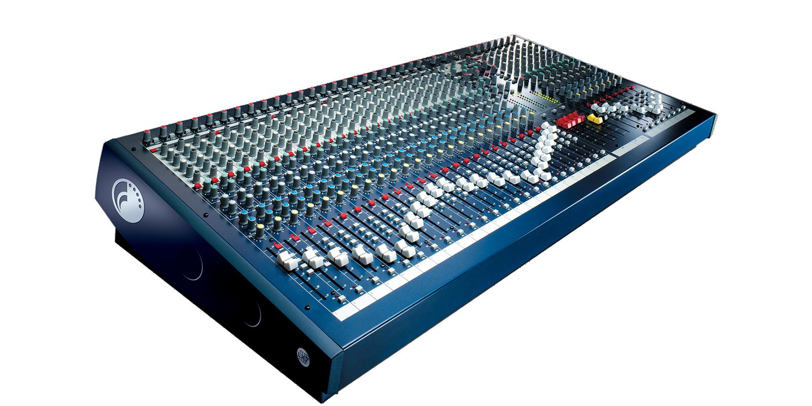 LX7ii | Soundcraft - Professional Audio Mixers