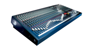 LX7ii | Soundcraft - Professional Audio Mixers