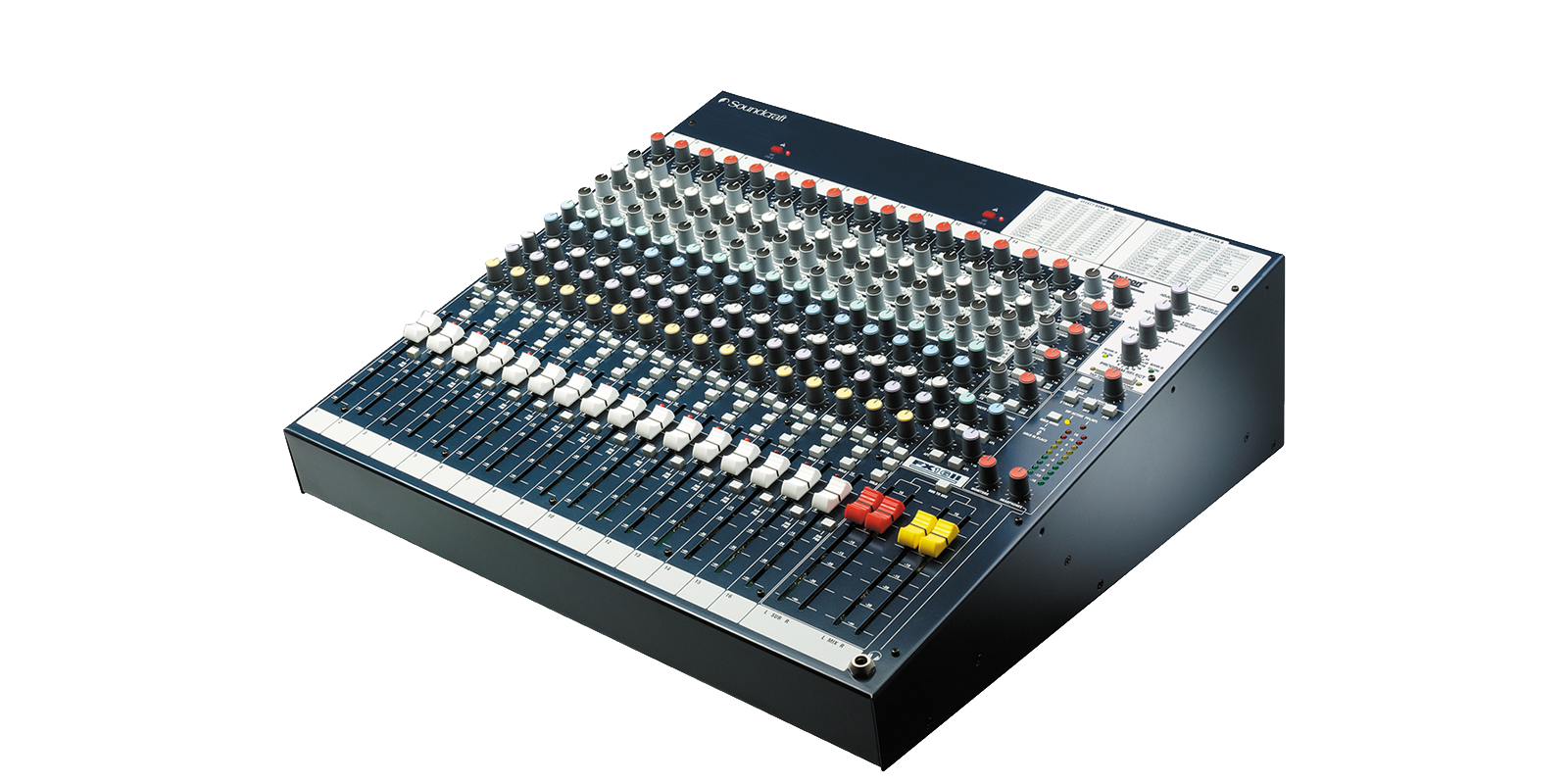 FX16ii | Soundcraft - Professional Audio Mixers
