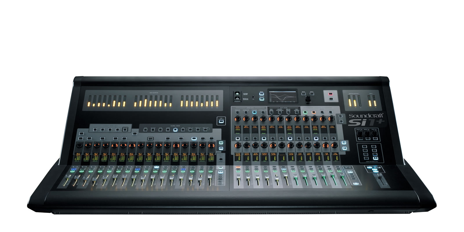Si1+ | Soundcraft - Professional Audio Mixers