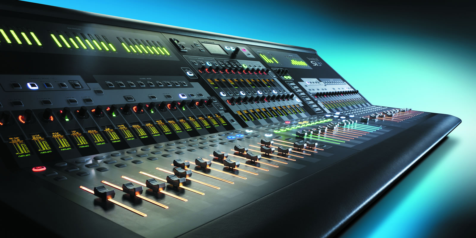 Si3+   Soundcraft - Professional Audio Mixers