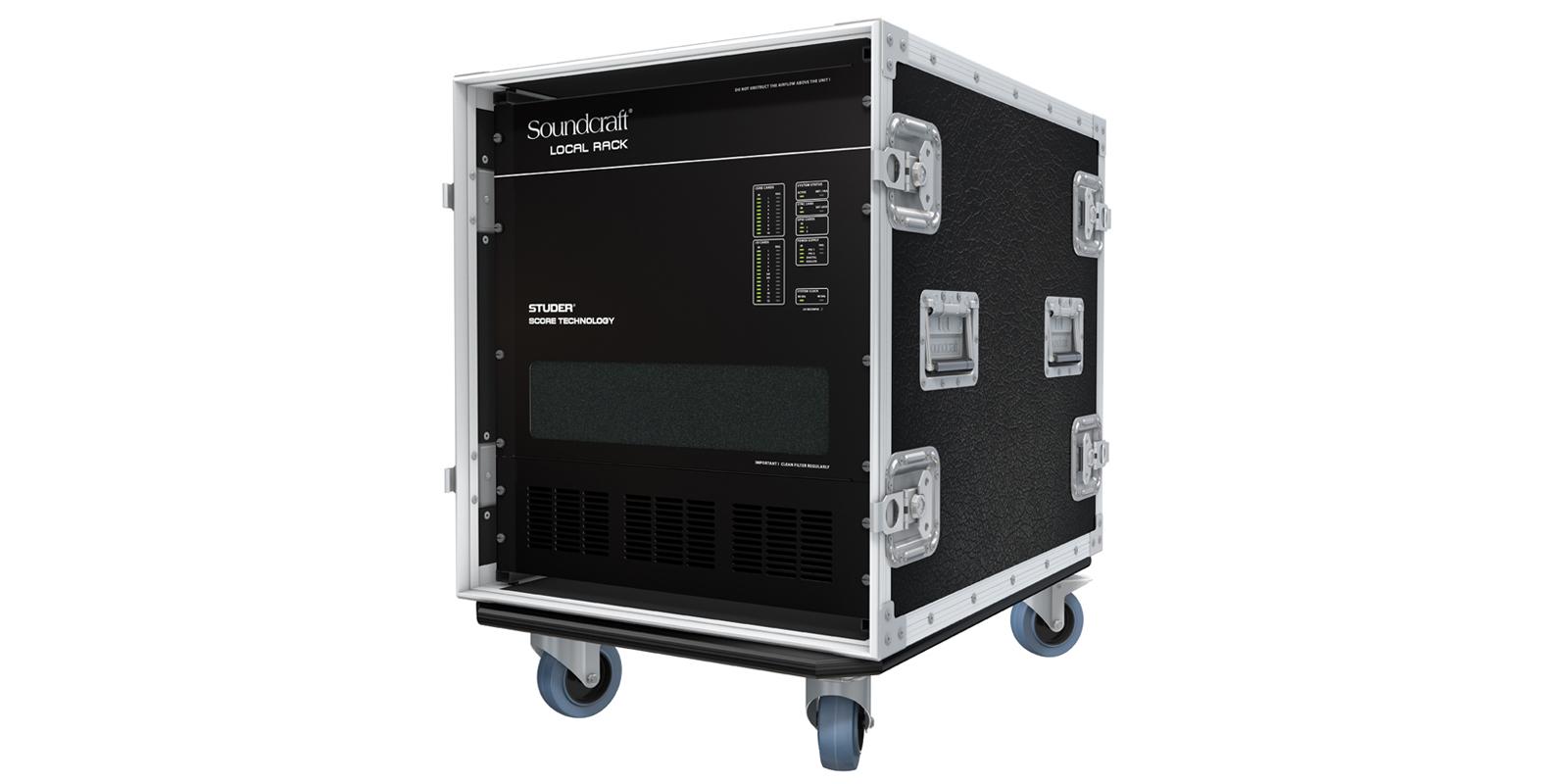 Vi7000 | Soundcraft - Professional Audio Mixers