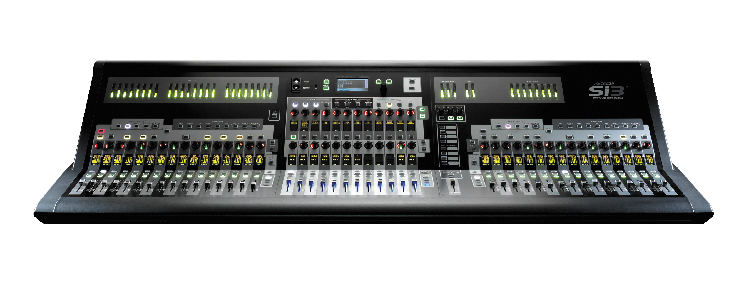 si3 soundcraft professional audio mixers. Black Bedroom Furniture Sets. Home Design Ideas