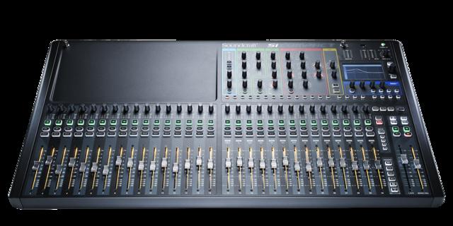 SoundCraft Si Performer User Manual