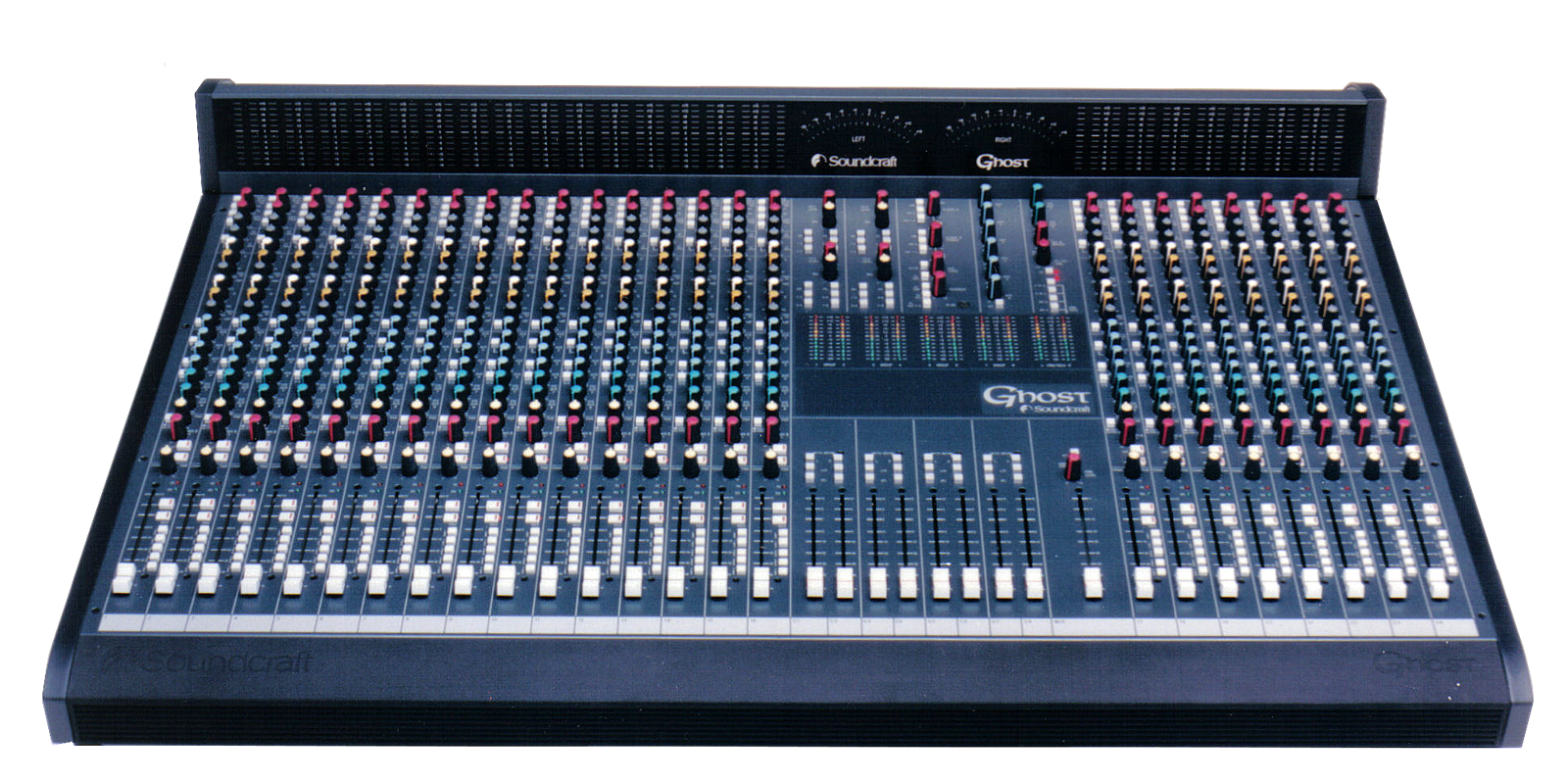 Ghost Soundcraft Professional Audio Mixers