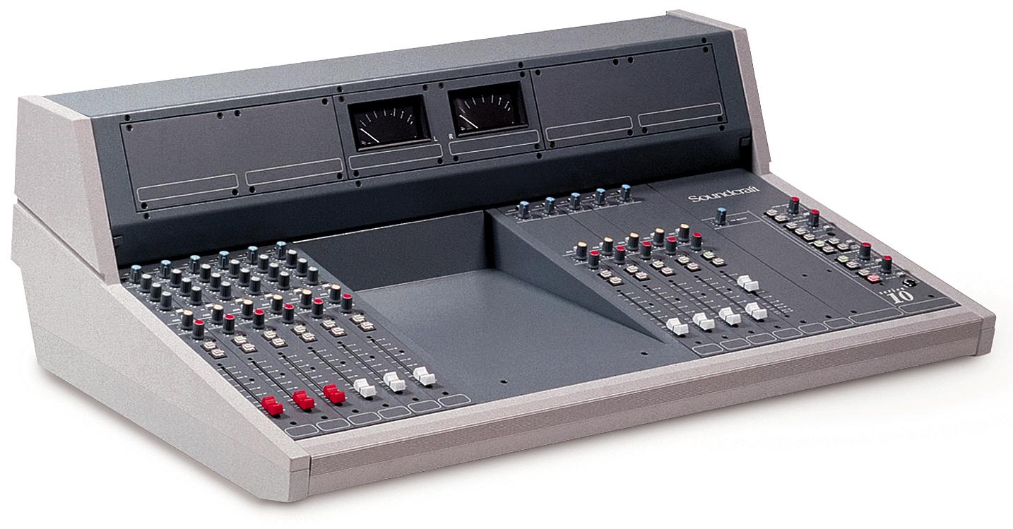 Series 10 | Soundcraft - Professional Audio Mixers