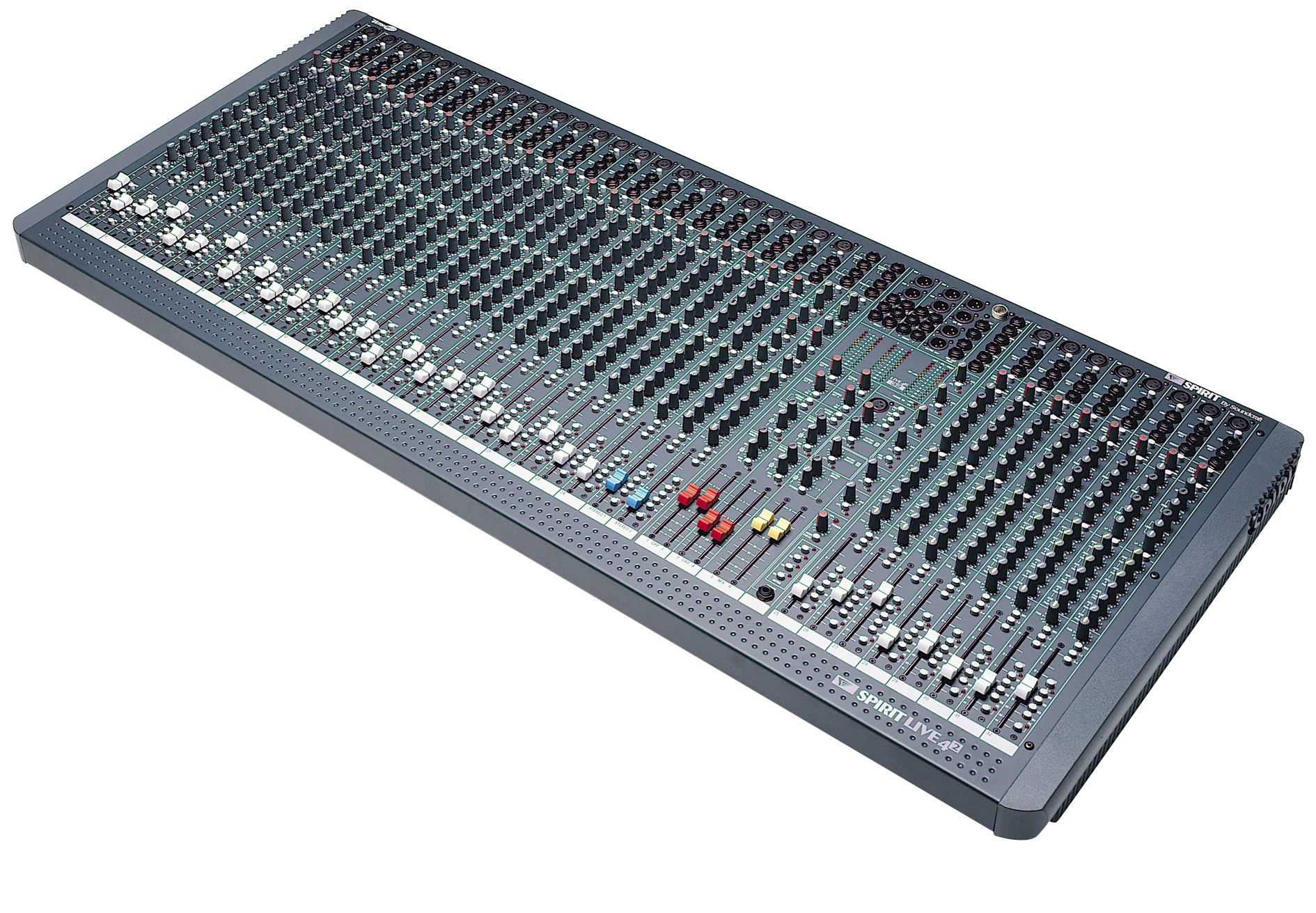 Spirit Live 4 2 Soundcraft Professional Audio Mixers Wiring Xlr Musical Theatre Discontinued