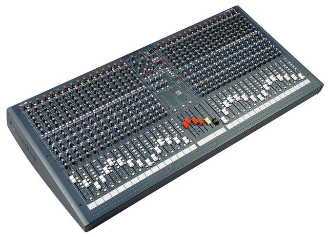 Spirit LX7 | Soundcraft - Professional Audio Mixers