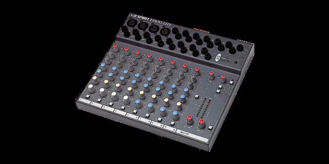 Wonderbaarlijk Spirit Folio Lite | Soundcraft - Professional Audio Mixers TZ-15