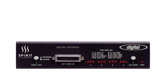 Aes ebu interface large