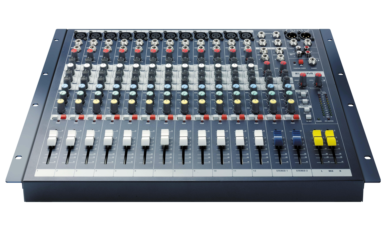 EPM12 | Soundcraft - Professional Audio Mixers