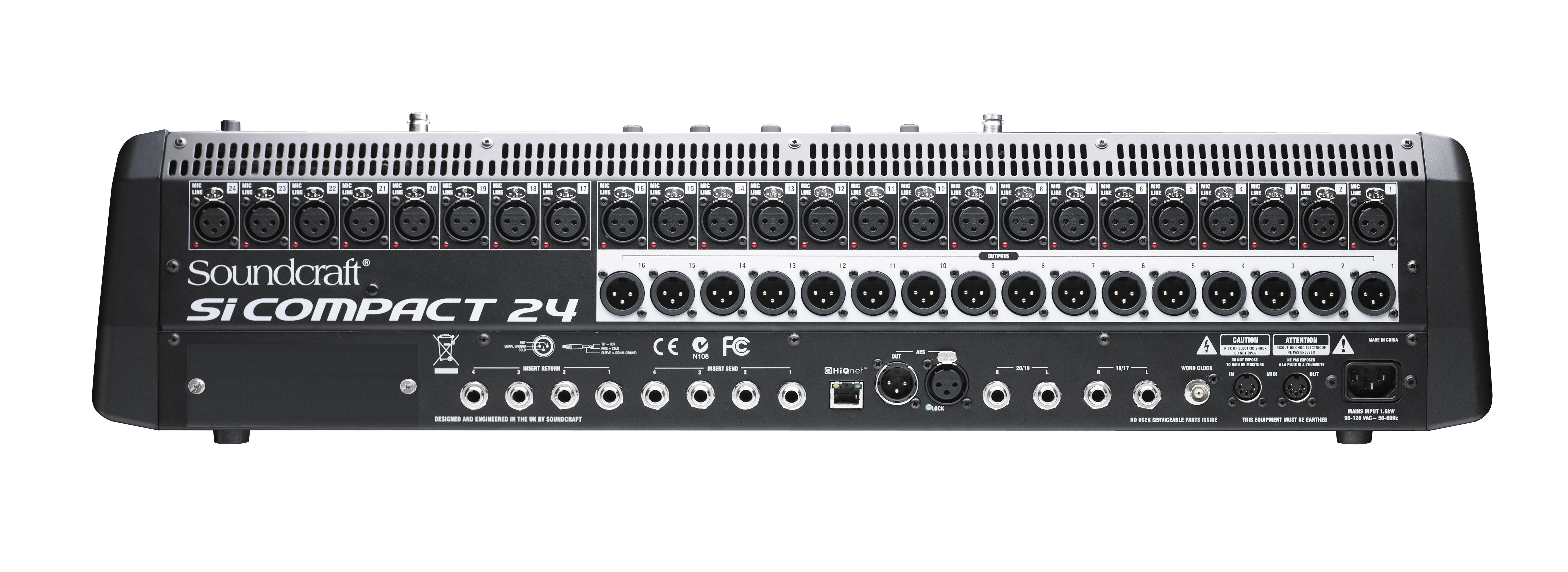 soundcraft si impact 24 manual