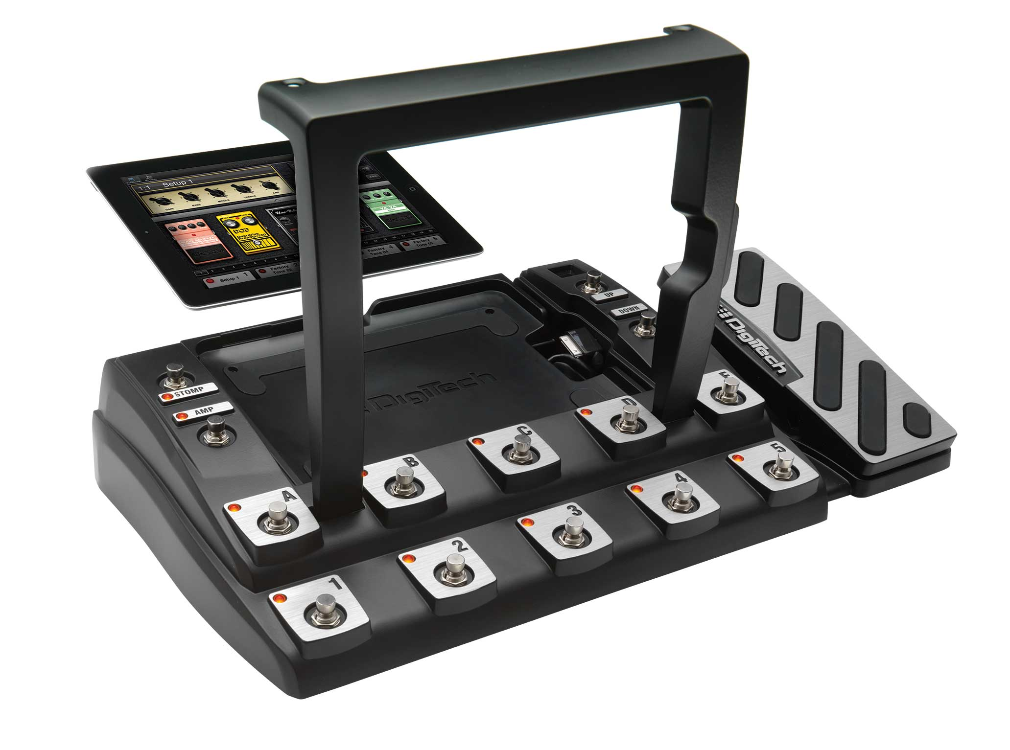 ipb 10 programmable pedalboard digitech guitar effects. Black Bedroom Furniture Sets. Home Design Ideas