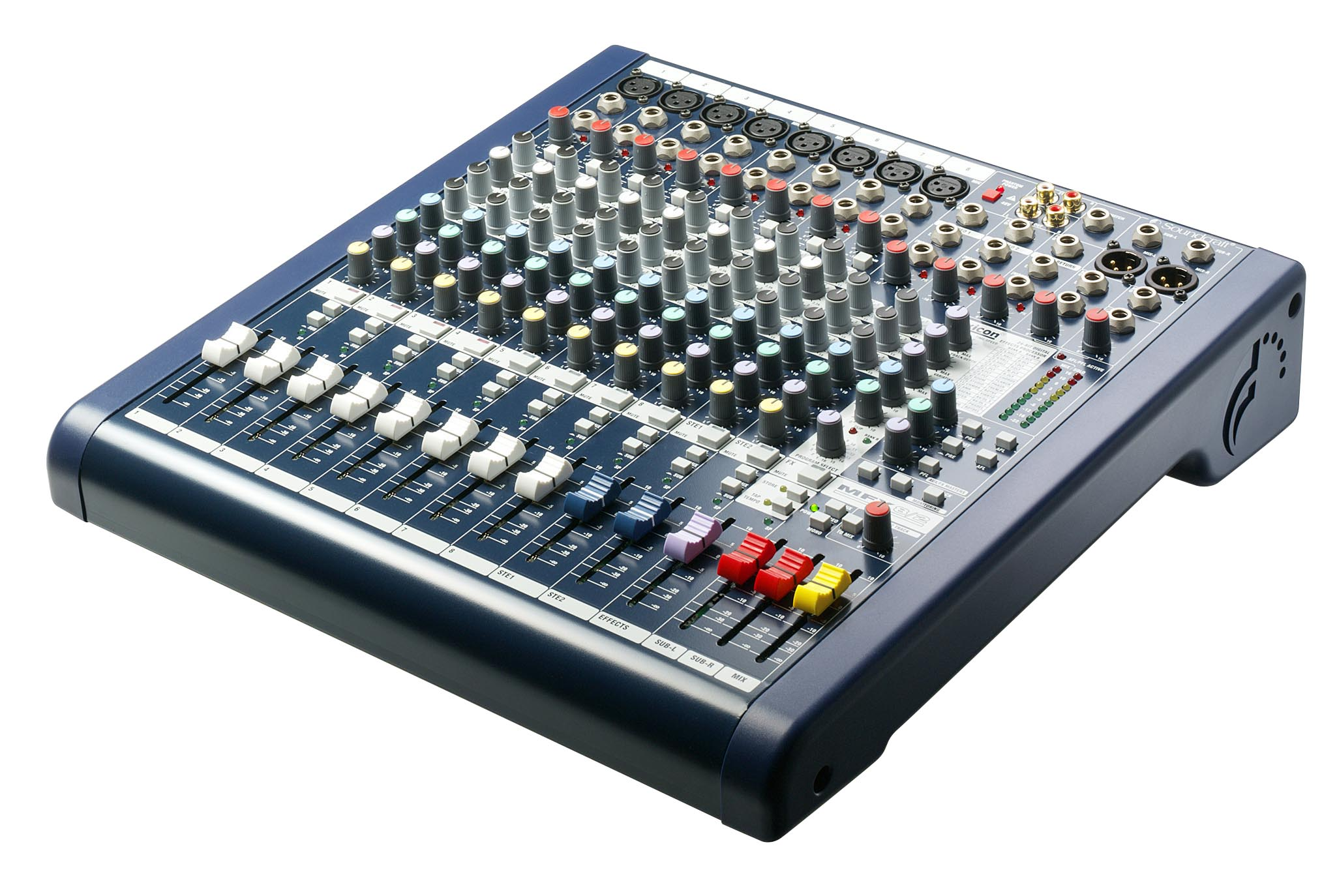 MFX   Soundcraft - Professional Audio Mixers