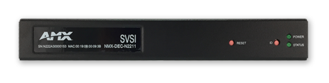 SVSI N2000 Series JPEG2000 /LAN