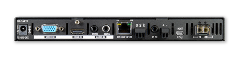 DXLink Fiber Transmitters