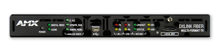 DXF-TX-MMD   AMX Audio Video Control Systems