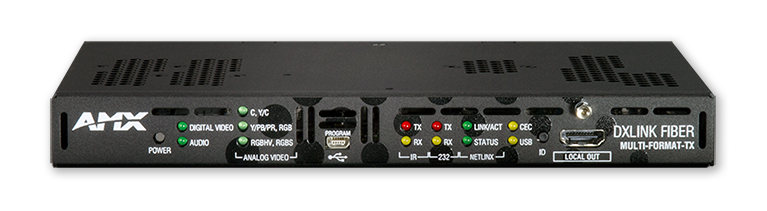 DXF-TX-MMD | AMX Audio Video Control Systems