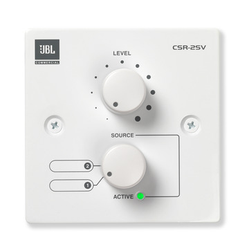 Jbl csr 2sv eu white medium