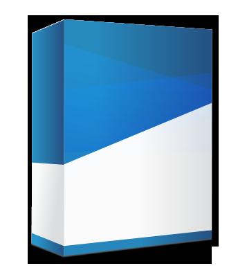 Softwarebox vert medium