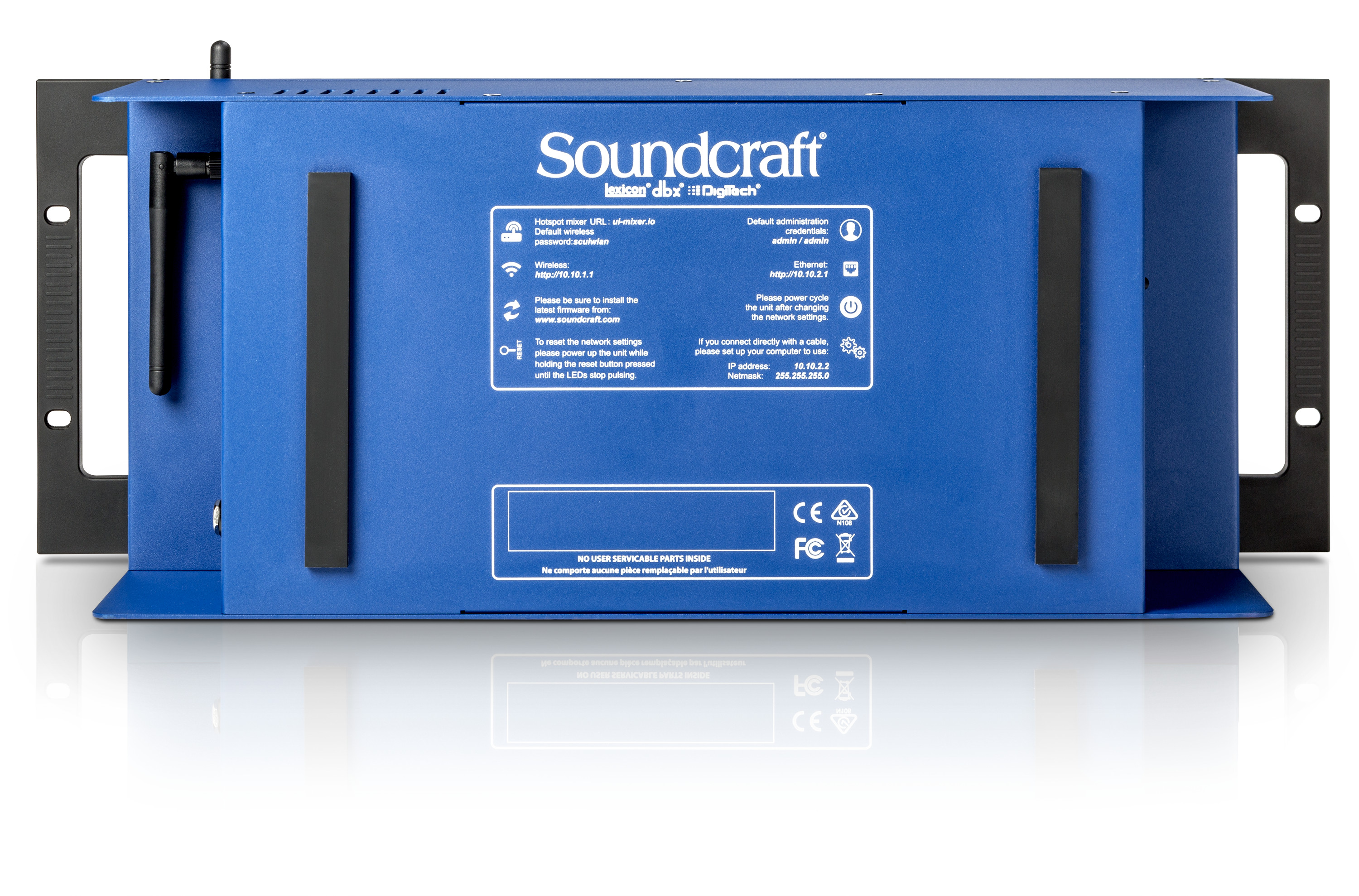 Ui24r Soundcraft Professional Audio Mixers Circuit Board Maker Quality For Sale Back Tiny Square