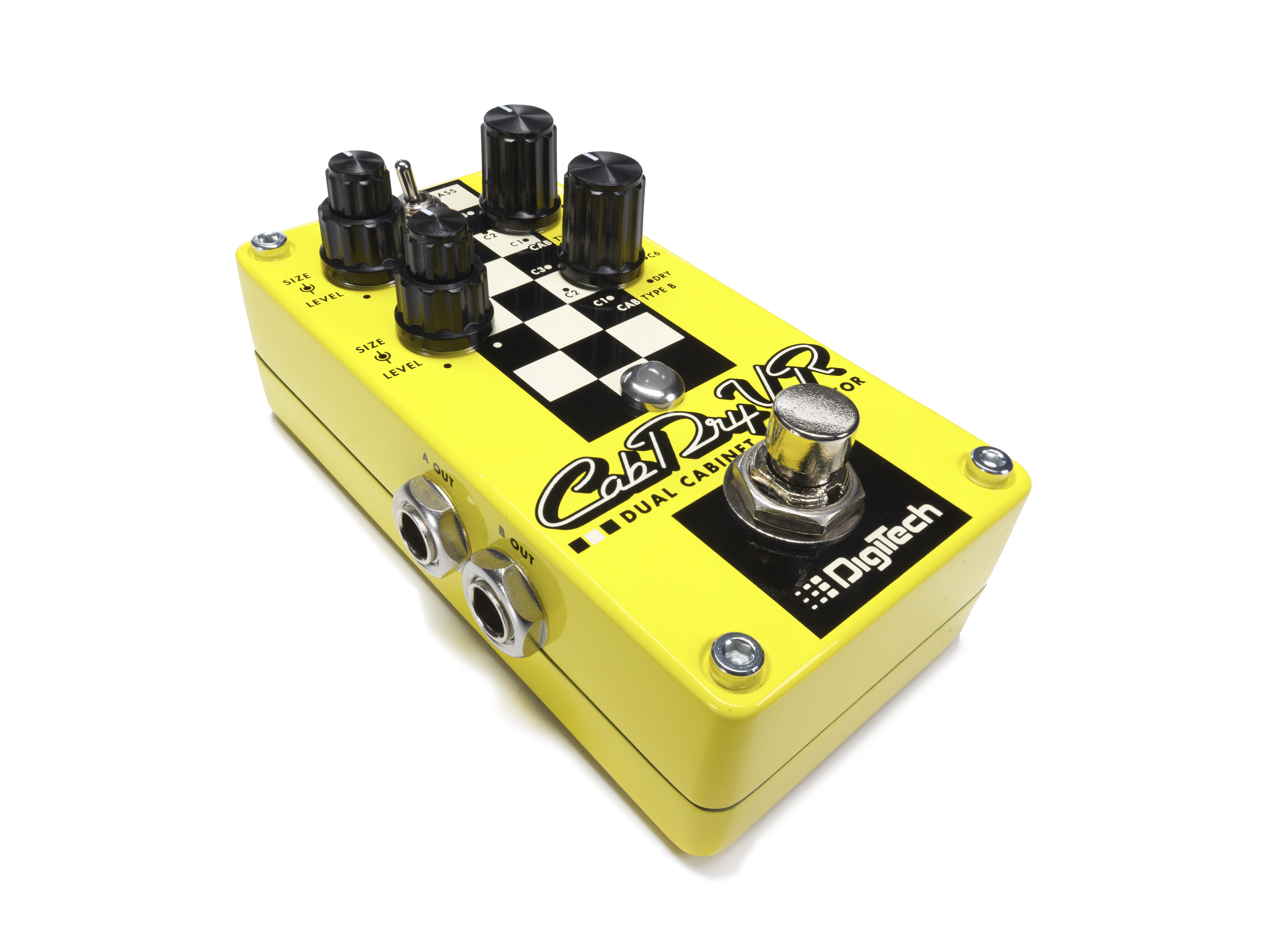 Cabdryvr Digitech Guitar Effects