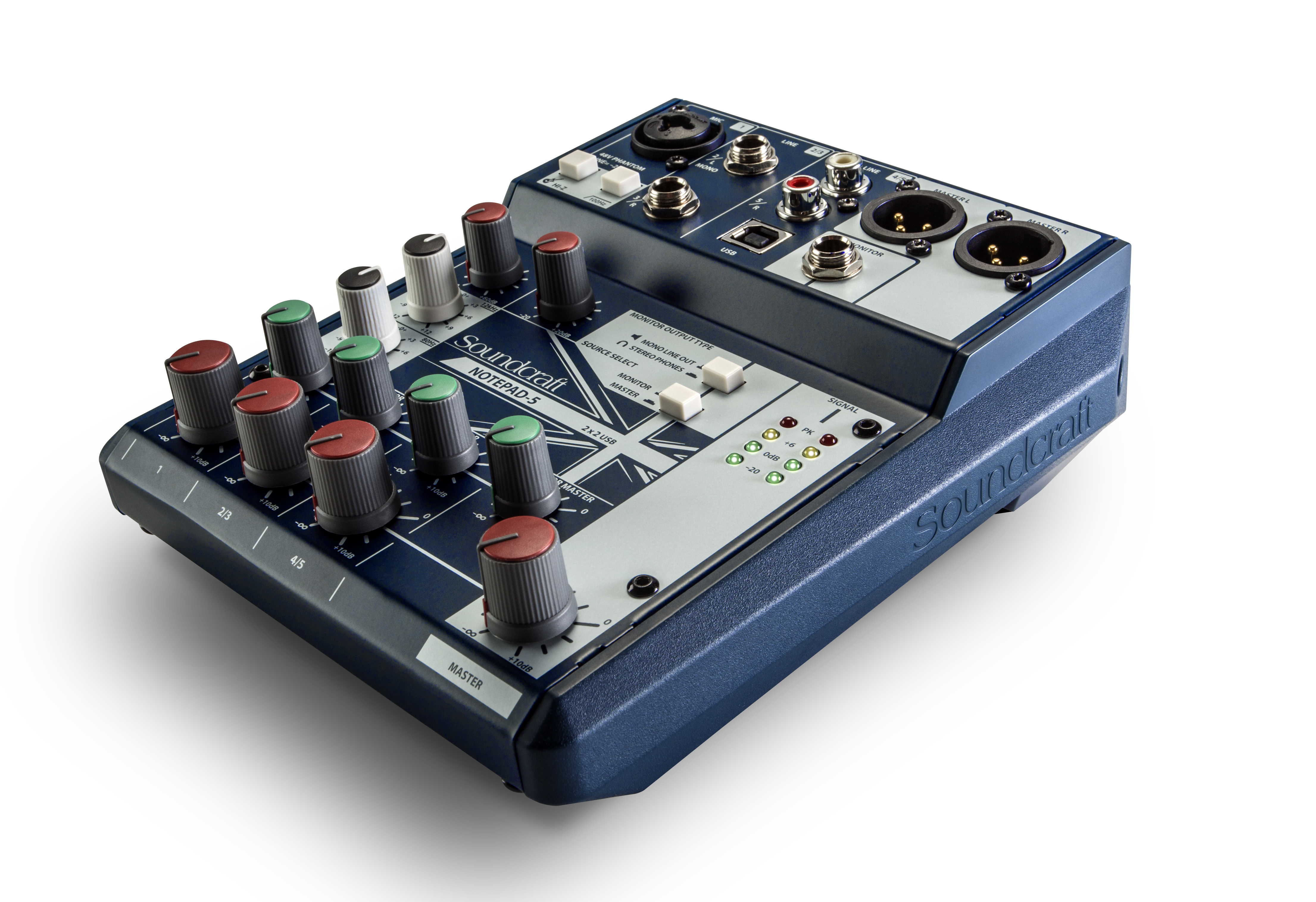 notepad 5 soundcraft professional audio mixersMini Stereo Mixer Mic Line For Pc Audio Card #20