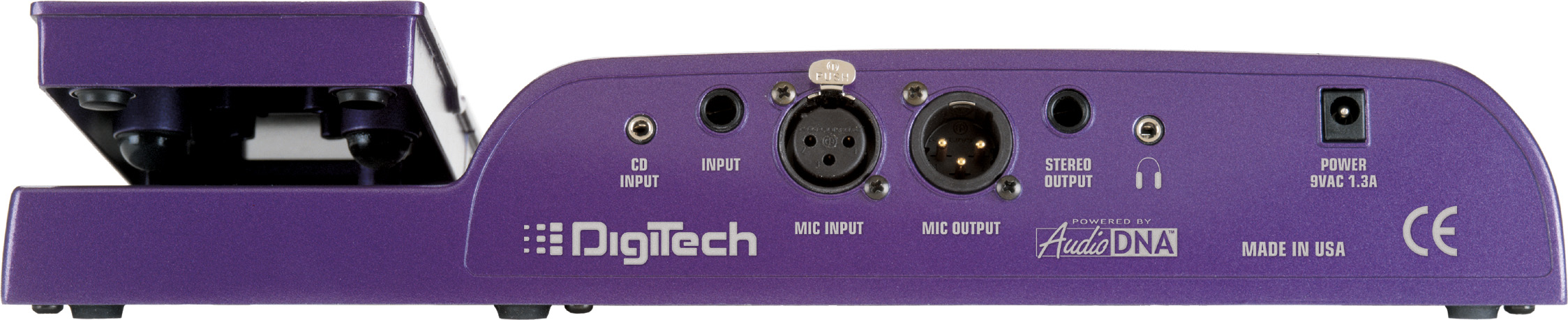Vocal 300 (discontinued). Vocal Multi-Effects Processor