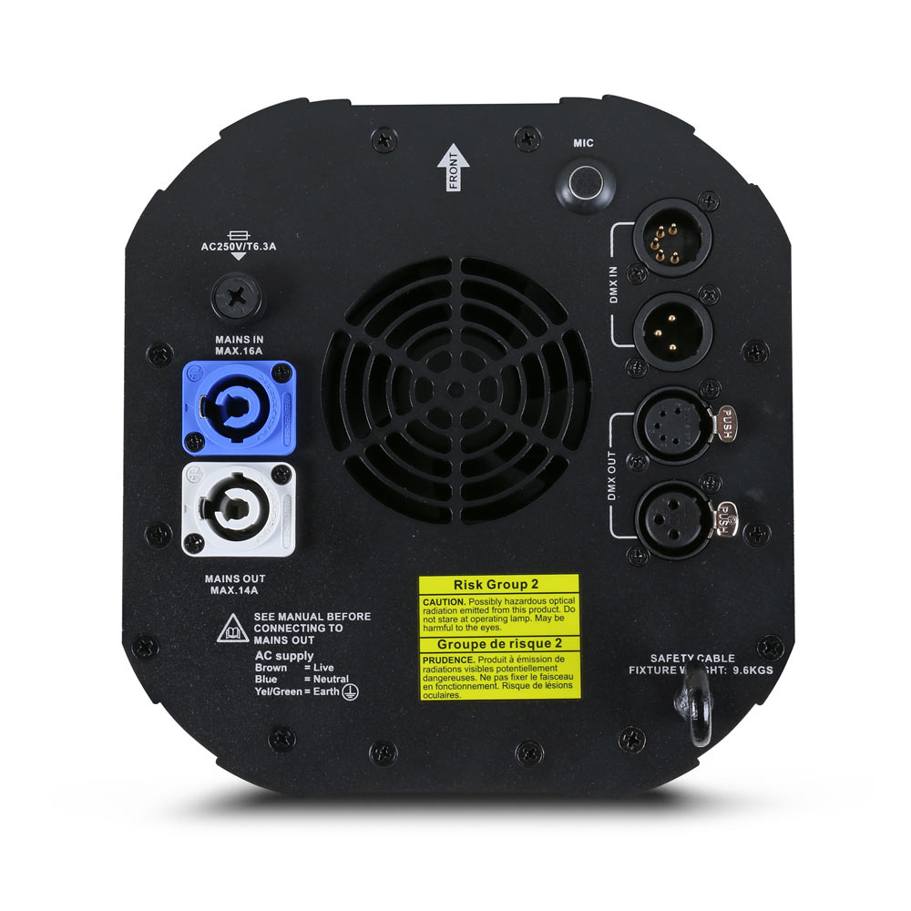 RUSH Scanner 1 LED | Martin Lighting